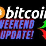 WEEKEND BITCOIN UPDATE!! LTC ETH Crypto BTC TA price prediction, analysis, news, trading