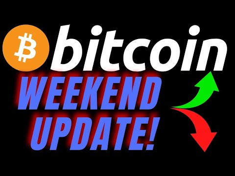WEEKEND BITCOIN UPDATE!! LTC ETH Crypto BTC TA price prediction, analysis, news, trading