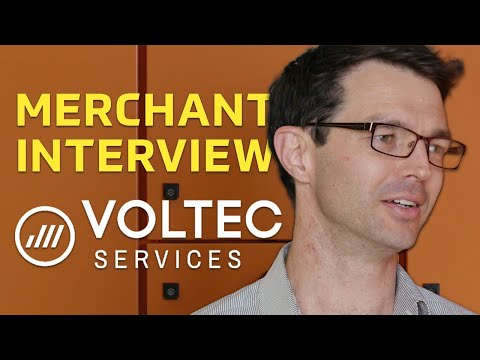 Bitcoin Cash Merchant Interview - Voltec Services