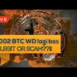 LIVE WD lagi bro! Situs Mining Bitcoin Gratis Tanpa Deposit | LEGIT or SCAM?