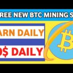 10$ Live Withdrawal   New Bitcoin Mining Website   Free Bitcoin Earning Site 2020   Free BTC Mining