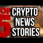Bitcoin price is PUMPING - Top 5 crypto news stories