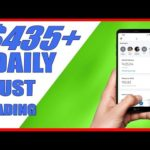 Get Paid $435+ JUST Reading?! FREE Worldwide Make Money Online | Todd Dowell