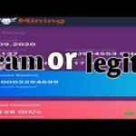 stockmining.biz BTC Mine New Free Bitcoin CloudMining Site Legit Or Scam 0,00053 BTC Live proof