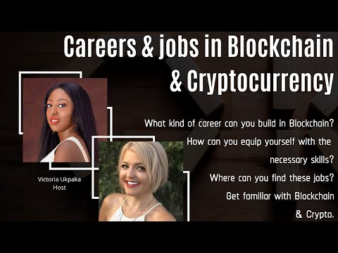 Career and Jobs in Blockchain and Cryptocurrency - Alyze Sam