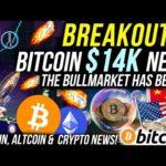 BITCOIN PRICE BREAKOUT!!! BTC BULLMARKET HAS BEGUN!! Altcoin Holders REKT?!! Crypto News