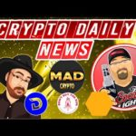 Crypto Daily News, Bitcoin Breakout, Crypto T.A & Crypto Giveaway,