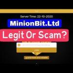 Minionbit.Ltd Legit or Scam? New Legit Crypto Doubler Site 2020 | Full Review