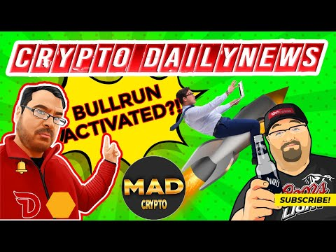 Crypto Daily News, Bitcoin Bull Run Activated? $CRO Dead?