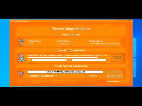 Bitcoin Mining Software That Work 100% legit and still working