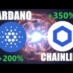 BIG UPDATES for Cardano (ADA) + Chainlink (LINK) | Bullish Crypto News