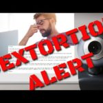 Sextortion Email Scam ★NEW BITCOIN EMAIL SCAM★ Beware!