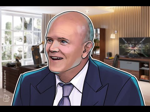 Novogratz calls PayPal's Bitcoin news 'the shot heard around the world on