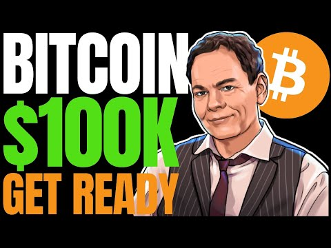 BITCOIN WILL PUSH GOLD OUT OF THE STORE OF VALUE PICTURE AROUND $100K PER BTC SAYS MAX KEISER!!