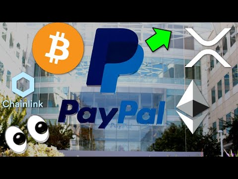 PAYPAL PUMPS BITCOIN! WILL OFFER CRYPTO PAYMENTS, WALLET, BUY, SELL, TRADE IN 2021