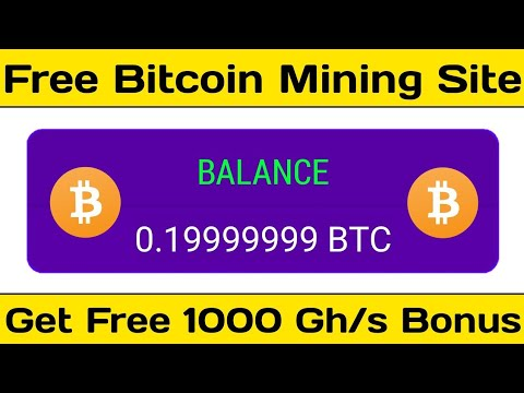 free bitcoin mining sites without investment 2020 in hindi Urdu l Bitcoin Mining l KGFMINING 2020