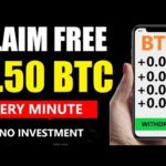 Best new bitcoin cloud mining site || new bitcoin mining sites 2020 || free mining site