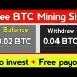 New Best Free Bitcoin Mining Site 2020 #ittadi100