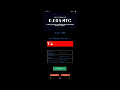 Latest bitcoin mining app 2021 | Earn a minimum of 0.0145btc in 5 minutes | Instant free withdrawal!