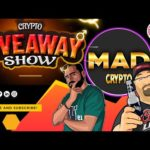 Crypto Daily News, Bitcoin Price Action, Divi Updates Plus The Weekly Crypto Giveaway!