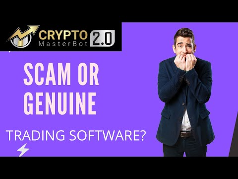 Crypto Master Bot 2: Scam Or Genuine Trading Software?