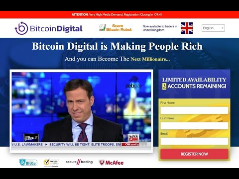 Bitcoin Digital Review, We Exposed This SCAM - See Proof Inside!