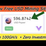 Air-miner.com Bitcoin Mining Sites Without Investment 2020 Legit And Scam Live Withdraw Payment