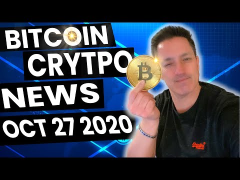 Bitcoin News October 27 2020 | Crypto News