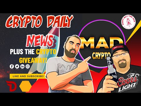 Crypto Daily News, Bitcoin Price Moves Towards $14K plus The Crypto Giveaway!