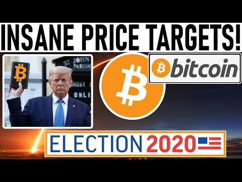 INSANE PARABOLIC BITCOIN PRICE TARGET! INDIA OPENS CRYPTO BANKS! US ELECTION WON'T AFFECT BITCOIN!