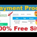 New Bitcoin Mining Site instant Receive 35$ | Payment Proof New Btc Site High Paying Earning Site