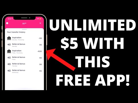 Earn $5 UNLIMITED Times Using Free App! (Make Money Online)