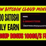 Without Investment Earn | New Fresh Bitcoin Mining | Earn Daily Free BTC | Free Bitcoin