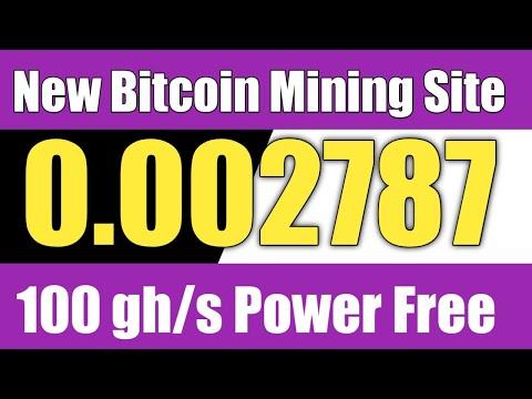 Daily 0.003 Btc Earn | Bitcoin Mining Website 2020 | Best Cloud Mining Site2020 | Ahmad Online