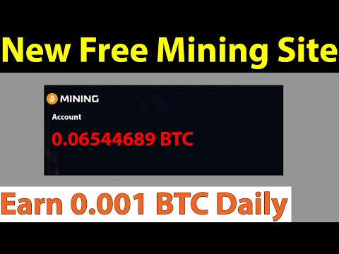 Plymax - New Free Bitcoin Mining Site - Free 100 Gh/s - Mine 0.001 BTC Daily
