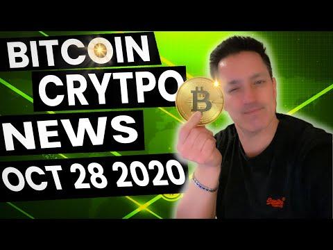 BitCoin News October 28 2020