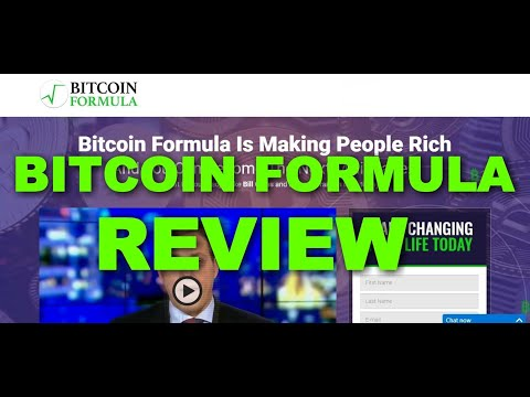 Bitcoin Formula Review, Scam Or Legit Trading App? Find Out!