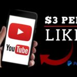 Get Paid To LIKE Youtube Videos ($3 Each) | Make Money Online Fast | How to Make Money Online
