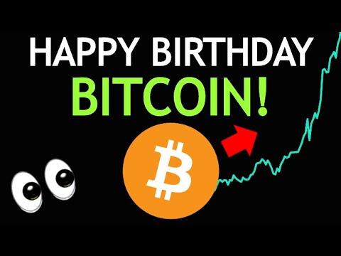 BITCOIN Hits $14K On Its Birthday....$15K Coming Soon & BULLISH CRYPTO Timeline