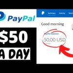 Make FREE PayPal Money Now! (2020) Make Money Online Legiit