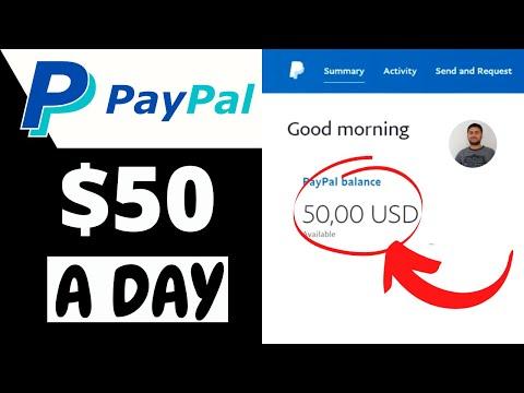 Make FREE PayPal Money Now! (2020) Make Money Online Legiit