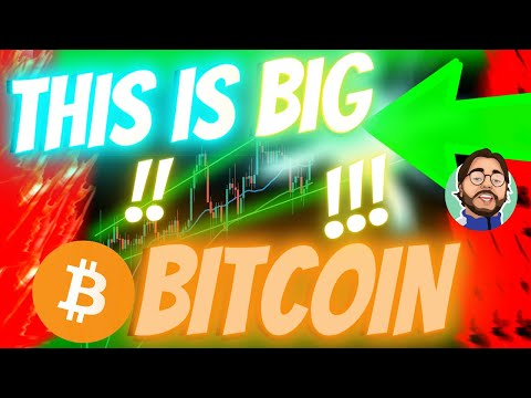 BITCOIN IS HOURS AWAY FROM A **MAJOR** TIPPING POINT!! What Will Tomorrow Bring!?!