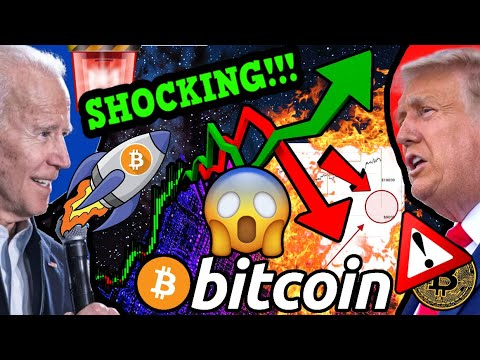 BITCOIN SHOCKING ELECTION DATA REVEALED!! BTC DIFFICULTY DROPS 16%!!!