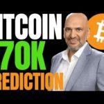 "TEEKA TIWARI BITCOIN PRICE PREDICTION: BTC WILL HIT $70K ""SOONER THAN PEOPLE REALIZE!!"""