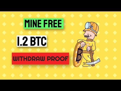 Free Bitcoin Mining Website 2020 | Mine 1.8 BTC | Payment Proof