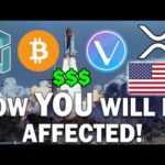HUGE NEWS: INSTITUTIONS WANT IN ON CRYPTO | Analysis on VET, XRP, ZIL + MORE!