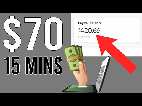 Earn $70 Every 15 Minutes AUTOMATICALLY! (Easy Way to Make Money Online)