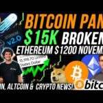 BITCOIN IS BREAKING $20,000 WHEN?!🚨 ETHEREUM 2.0 $1200 IN NOVEMBER!! CRYPTO CEO DONATES $5M TO BIDEN