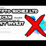Crypto-Riches.ltd | IS SCAM | DON'T INVEST |