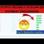 Crypto-Riches.ltd- Scam